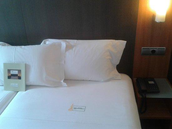 Maisonnave Hotel: PERFECT opgemaakte, comfortabele bedden