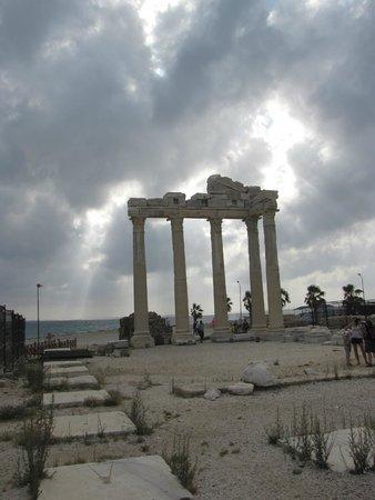 Temple of Apollo: apollontemplet
