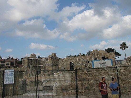 Temple of Apollo: Vid apollontemplet
