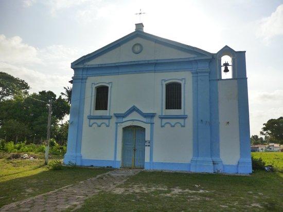 Ilha do Marajo, PA: A igreja.