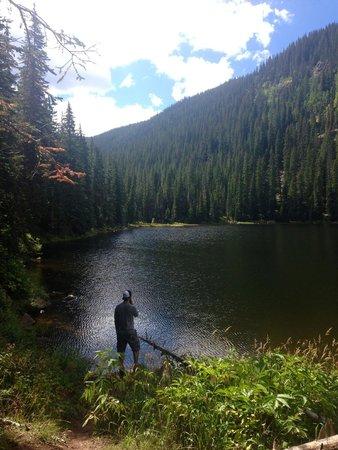 Beaver Lake Trail: Beaver Lake