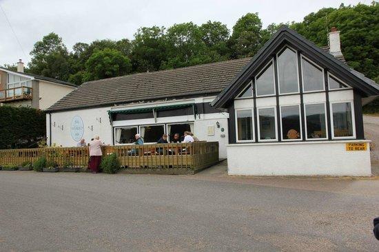 Tayvallich Coffee Shop : Tayvallich Restaurant