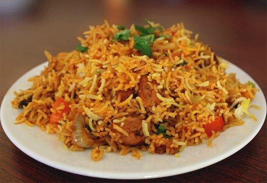 Chicken Biryani - Picture of noori pakistani, San ...