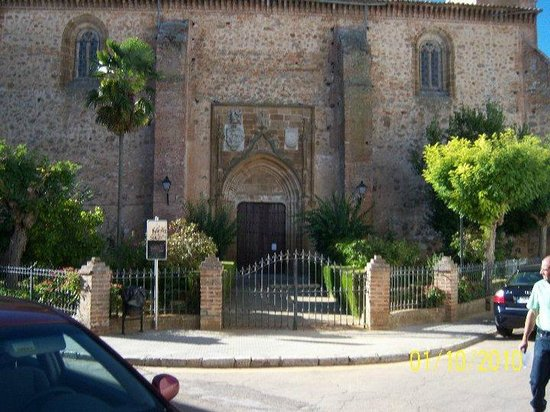 Llerena, Spanien: Iglesia Parroquial de Santiago Apostol