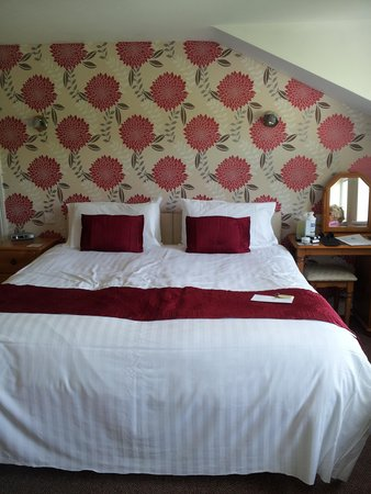 Claremont House: Double Bedroom