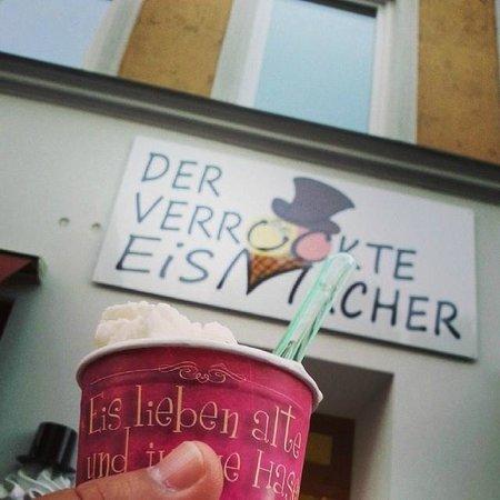 Der Verruckte Eismacher: Ice Cream