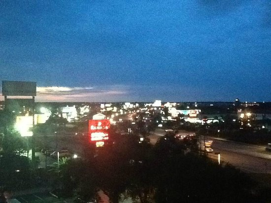 Ramada Kissimmee Gateway: view from room