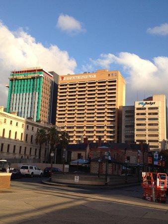 Stamford Plaza Adelaide: Hotel Stamford Plaza