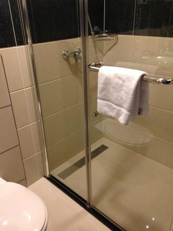 BEST WESTERN Blue Square Hotel: Clean, top of the range, great shower!