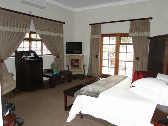 Mooiplaas Guesthouse: spacious
