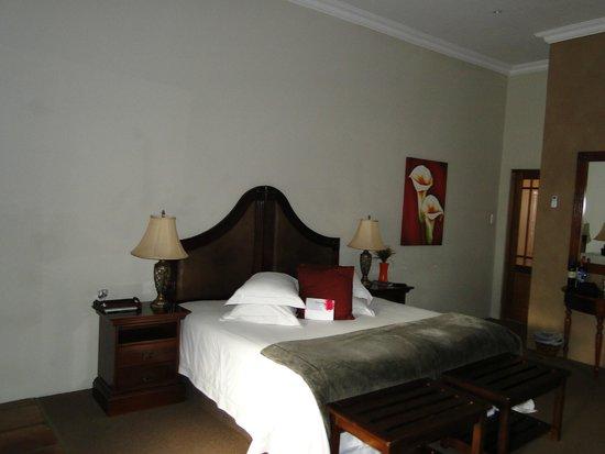 Mooiplaas Guesthouse: room