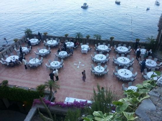 Il Saraceno Grand Hotel: foto cerimonia