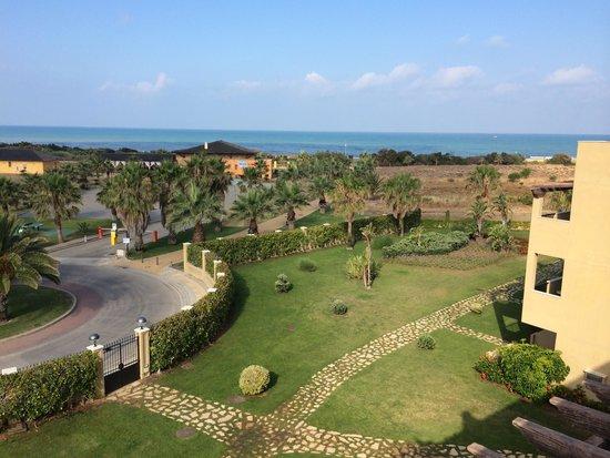 Elba Costa Ballena Beach Hotel: Vista del hotel