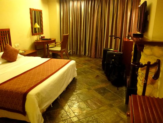 88 Park Hotel: Bedroom