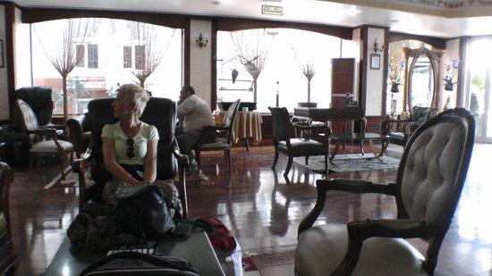 Hotel Bulvar Palas: le hall
