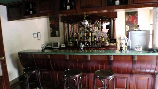 Hotel Bulvar Palas: le bar