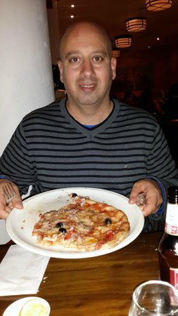 Rocca di Papa: Great pizza