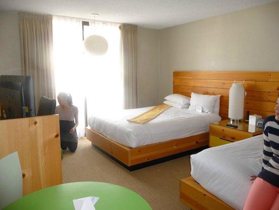 The Kimpton Buchanan: Our room