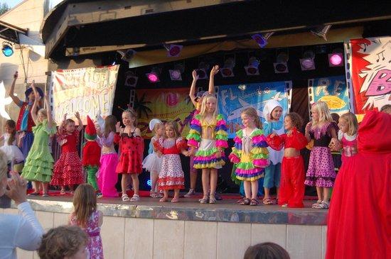 IBEROSTAR Albufera Playa: Kids fashion show