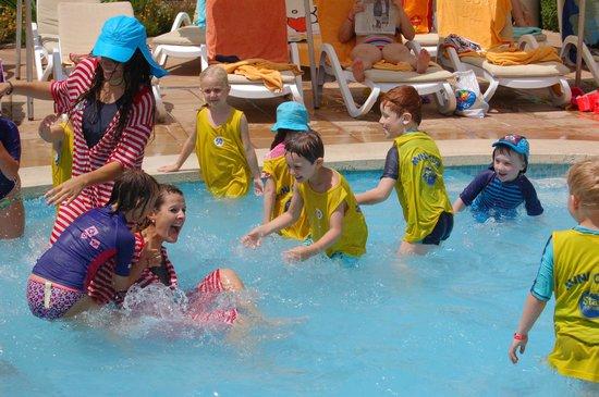 IBEROSTAR Albufera Playa: Mini-Club fun