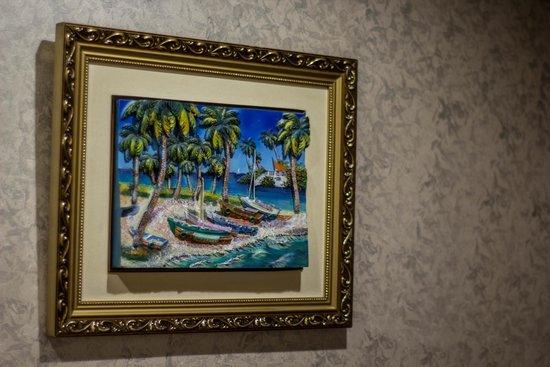Grand Hotel Palmiye: Interior detail