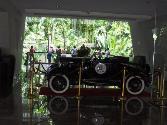 Grand Oasis Cancún: Lobby entrance