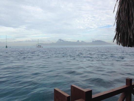 InterContinental Tahiti Resort & Spa: Our view