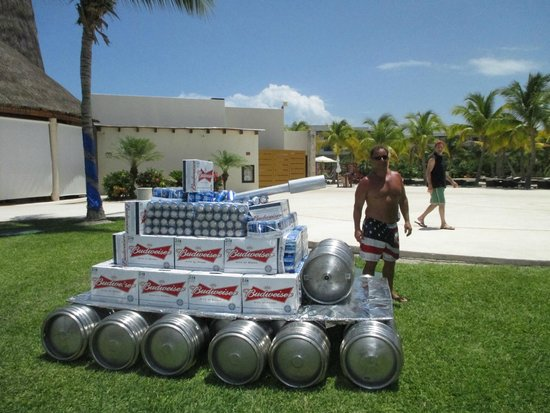 Secrets Maroma Beach Riviera Cancun: Memorial Day Tank