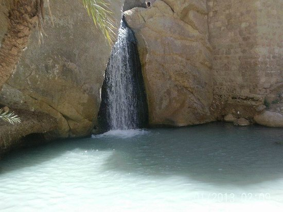 Medina Solaria & Thalasso : Visited the waterfalls on the sahara experience trip