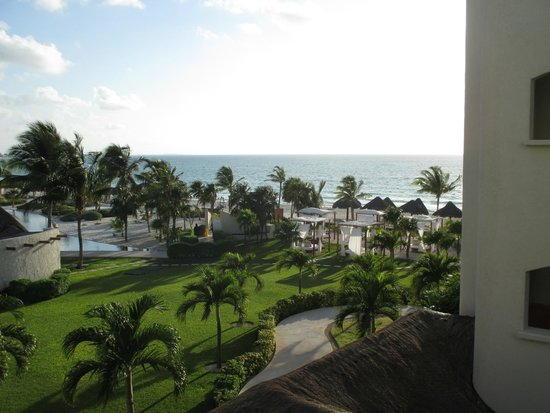 Secrets Maroma Beach Riviera Cancun: View from our room