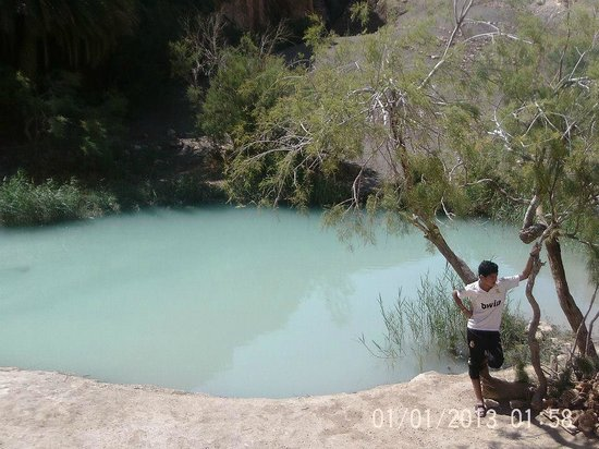 Medina Solaria & Thalasso : Visited the waterfalls on the sahara experience trip