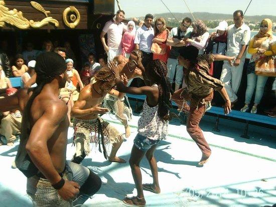 Medina Solaria & Thalasso : Dancing on the pirate ship