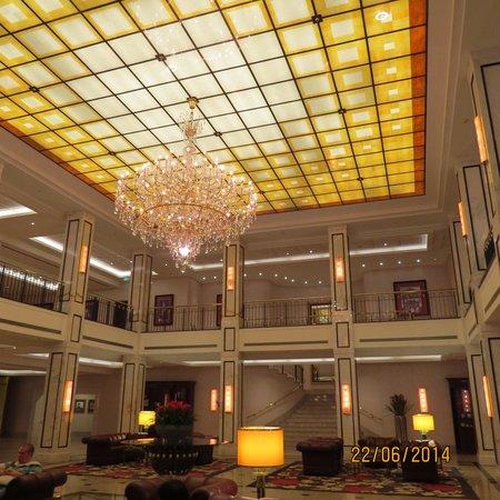 Maritim Hotel Berlin: Main hall