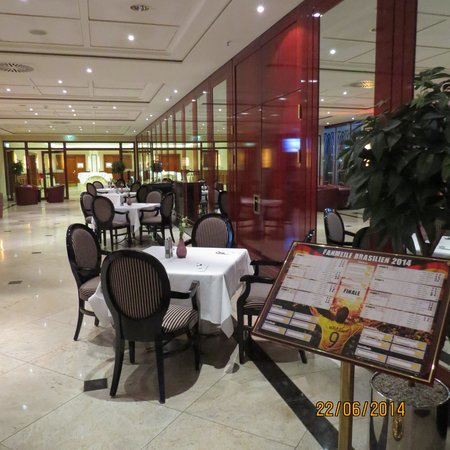 Maritim Hotel Berlin: Hotel restaurant