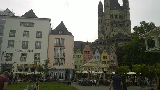 Das Kleine Stapelhauschen: view from outside