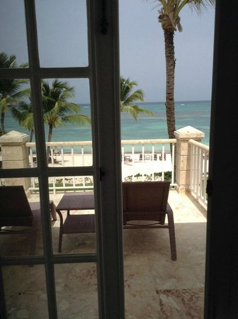 Tortuga Bay Hotel Puntacana Resort & Club : The view from our gorgeous Villa!