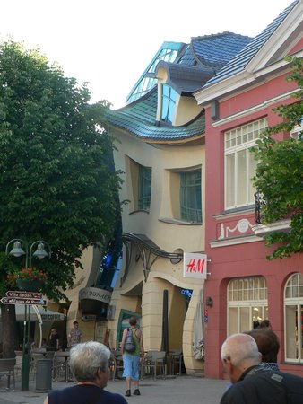 Crooked House : Sopot