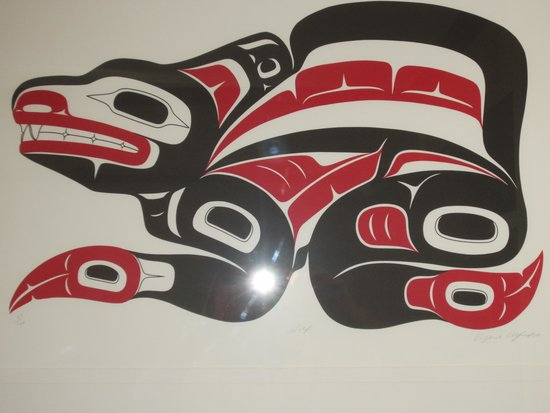 Yukon Inn : art in the hotel