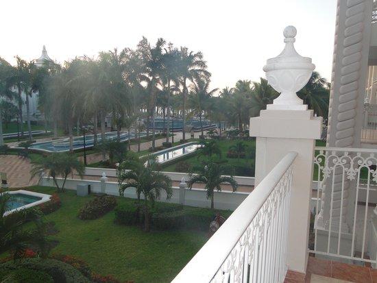 Hotel Riu Palace Riviera Maya: View from 1057