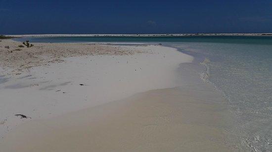Playa Paraiso presqu ile beach. Cayo Largo. Cuba
