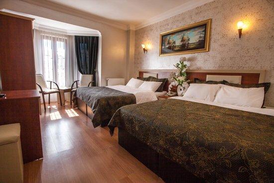 Grand Hotel Palmiye: Family Room