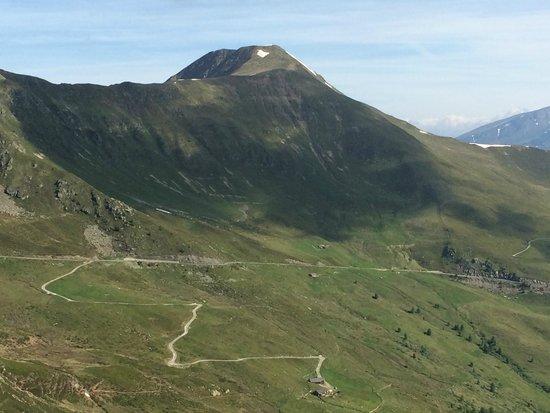 Val Sarentino: Fint fjellpass