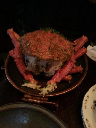 The Wheel House : crab