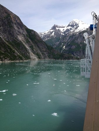 Tracy Arm Fjord : Tracy Arm