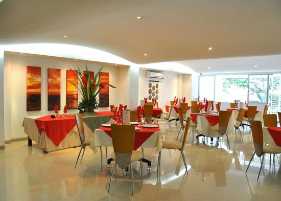 Toscana Plaza Hotel: Restaurante Sapori Di toscana