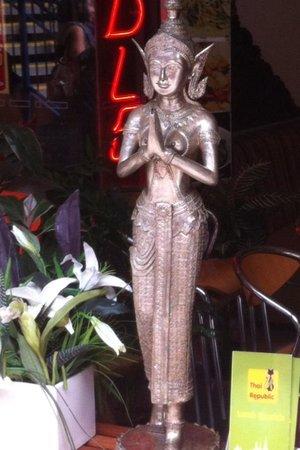Thai Republic restaurant