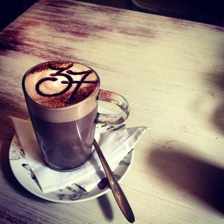 Coffee at 37 West