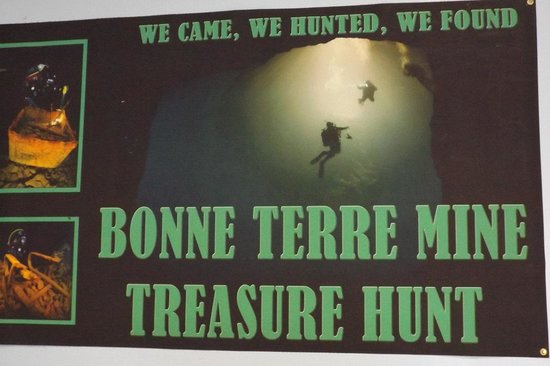 Bonne Terre Mine Tours - West End Diving: Mine Dive and Tour