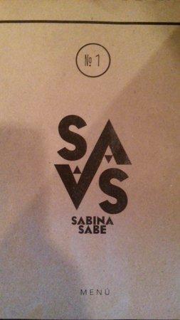 Sabina Sabe