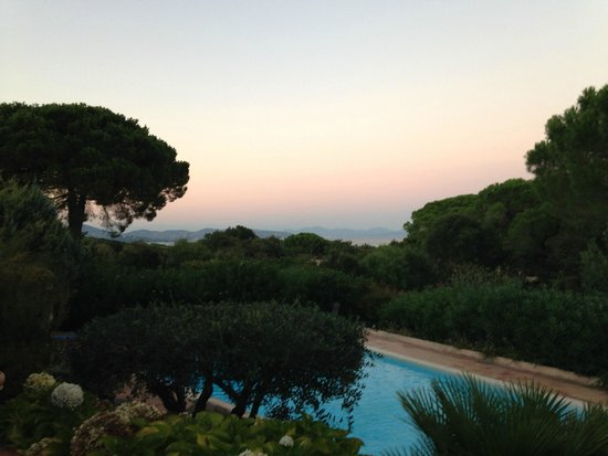 Lou Spirou: View from the terrace